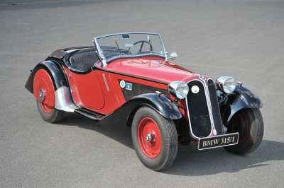 1935 BMW 315 -1 Roadster | carandclassic.uk | Willem S ...