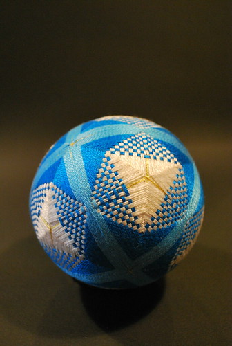May2009_my 88yrs old grandma's works : TEMARI | by NanaAkua