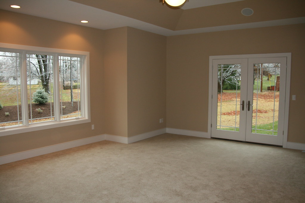 Master Bedroom French Doors To Outside Hibbs Homes Flickr