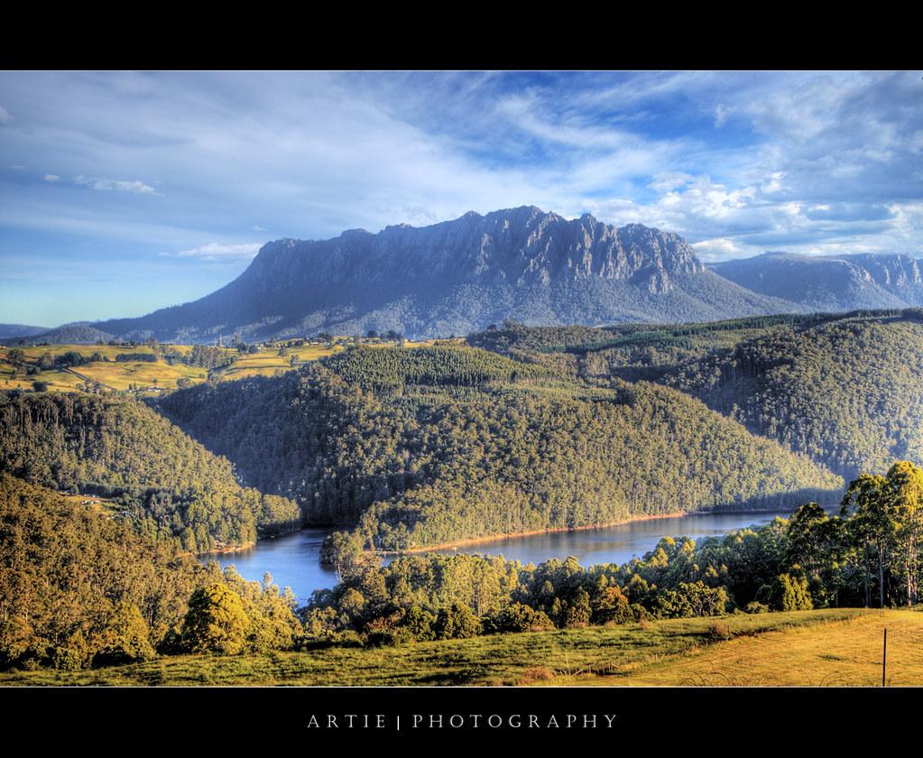 Mount Roland Wilmot Tasmania Hdr I Don T Think Most