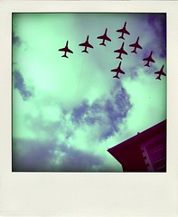 red arrows by featheredheaddress