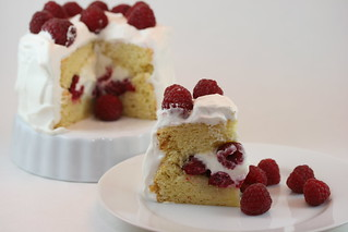 Berry Surprise Cake (Tuesdays with Dorie) | by Food Librarian