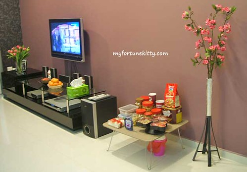 Chinese New Year Living Room Decor Simple Decor For Chines Flickr