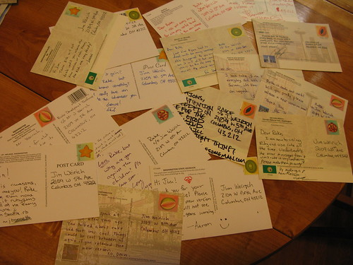 Letter Writing Campaign | by tenderlovemaking