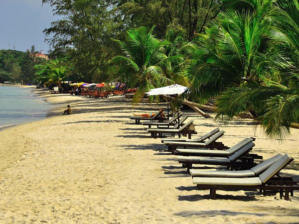 Hotels Sihanoukville Beaches