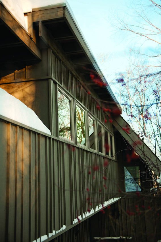 Exterior Awning And Paint Ideas