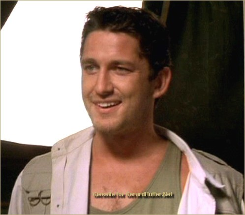 Tale of the Mummy | To view more visit: www.gerard-butler ... Gerard Butler