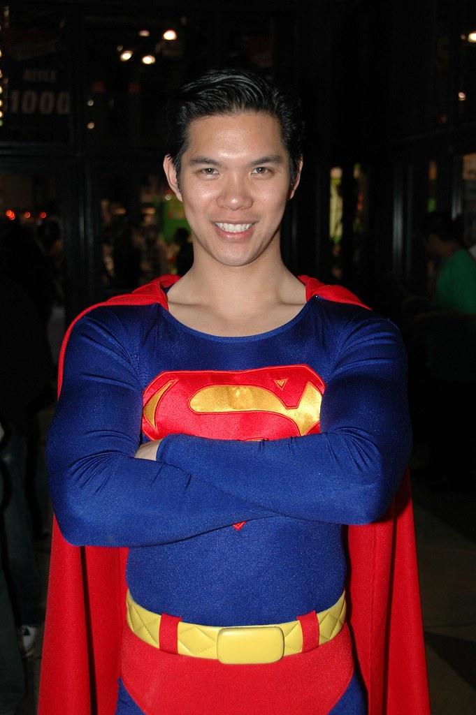 Asian Superman  Bryan N As Superman  Edward Liu  Flickr-9051