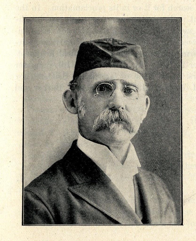 Robert Walters: Rev. Robert Walter Barber - 1914