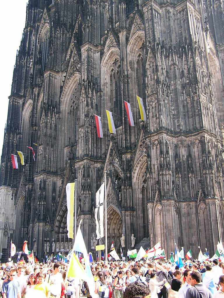 cologne catholic singles Catholic resistance to nazi germany  josef frings became archbishop of cologne in 1942 and his consecration was used as a demonstration of catholic self-assertion.