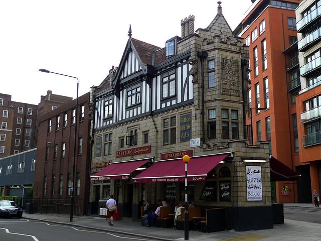 Praed Street Restaurants