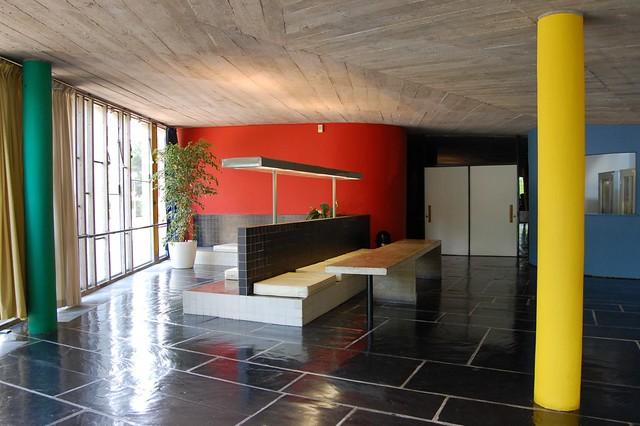 maison du br sil paris le corbusier 1957 59 student. Black Bedroom Furniture Sets. Home Design Ideas