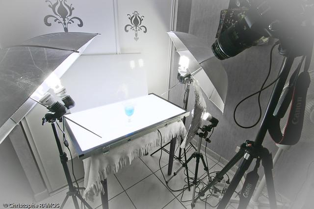 installation eclairage diffuseurs macro studio photo flickr. Black Bedroom Furniture Sets. Home Design Ideas