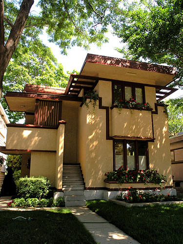 American system built homes frank lloyd wright model for Americas home builders