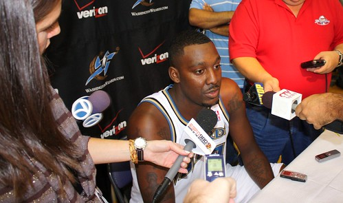 Andray Blatche Media Day 1 | by truthaboutit