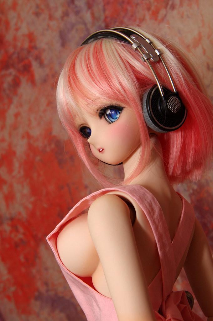 Super Sonico Cospre | Model ; DD Sasara (Re-makeup MK-2) | toel-uru ...: https://www.flickr.com/photos/dolfiedream/5800163300