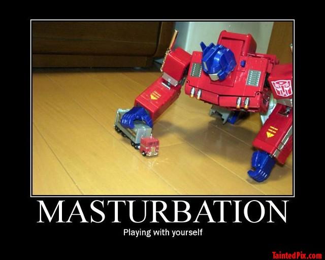 Motivational posters masturbate