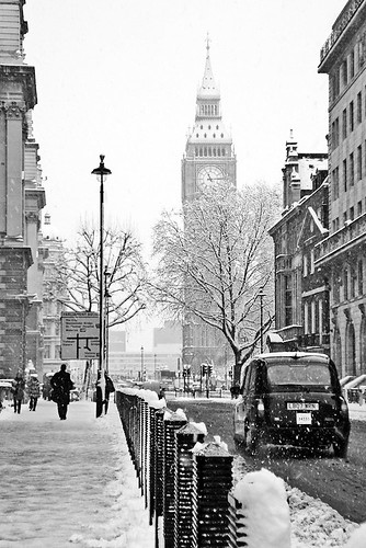London: Snow! | by ovofrito