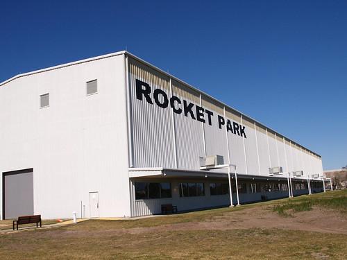 Rocket Park Houston Park 2009 Houston Texas