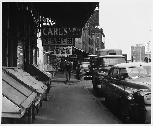 Market District, Wholesale-Retail Meat Market, Union Street | by MIT-Libraries