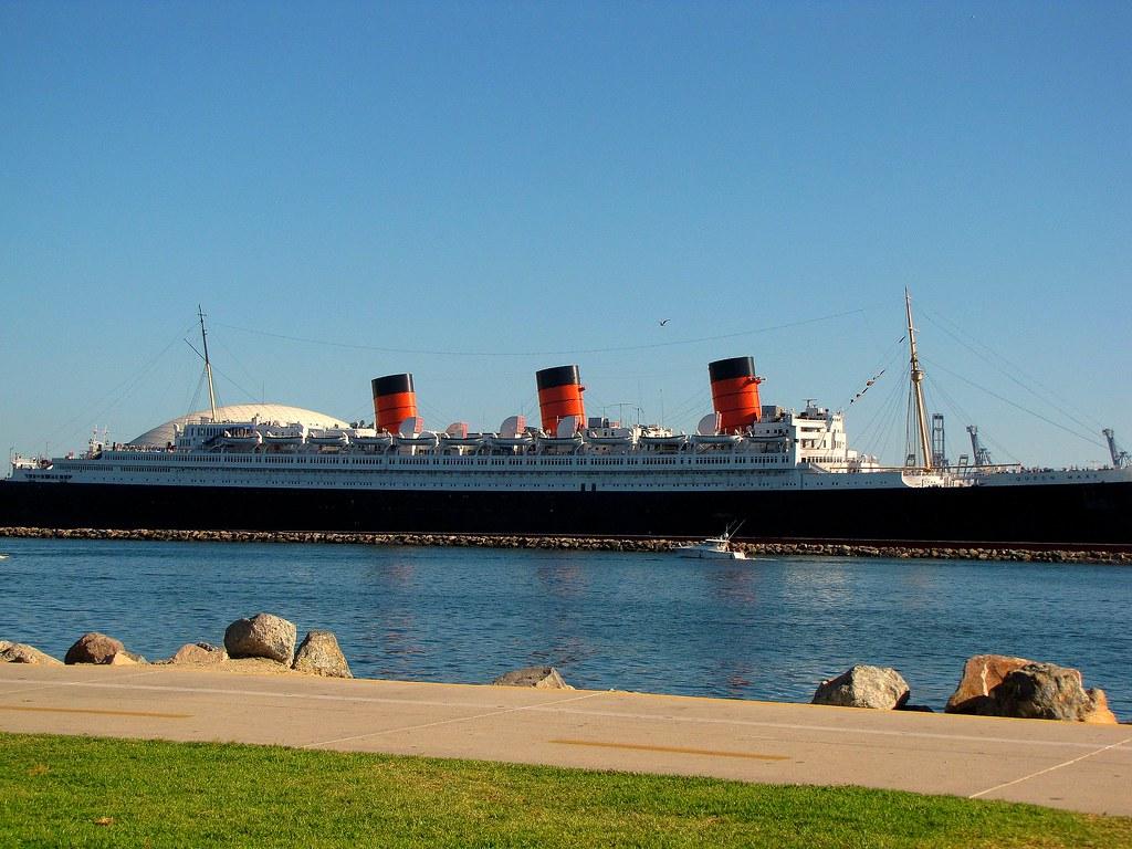 Queen Of The Ball The Queen Mary Long Beach California Flickr
