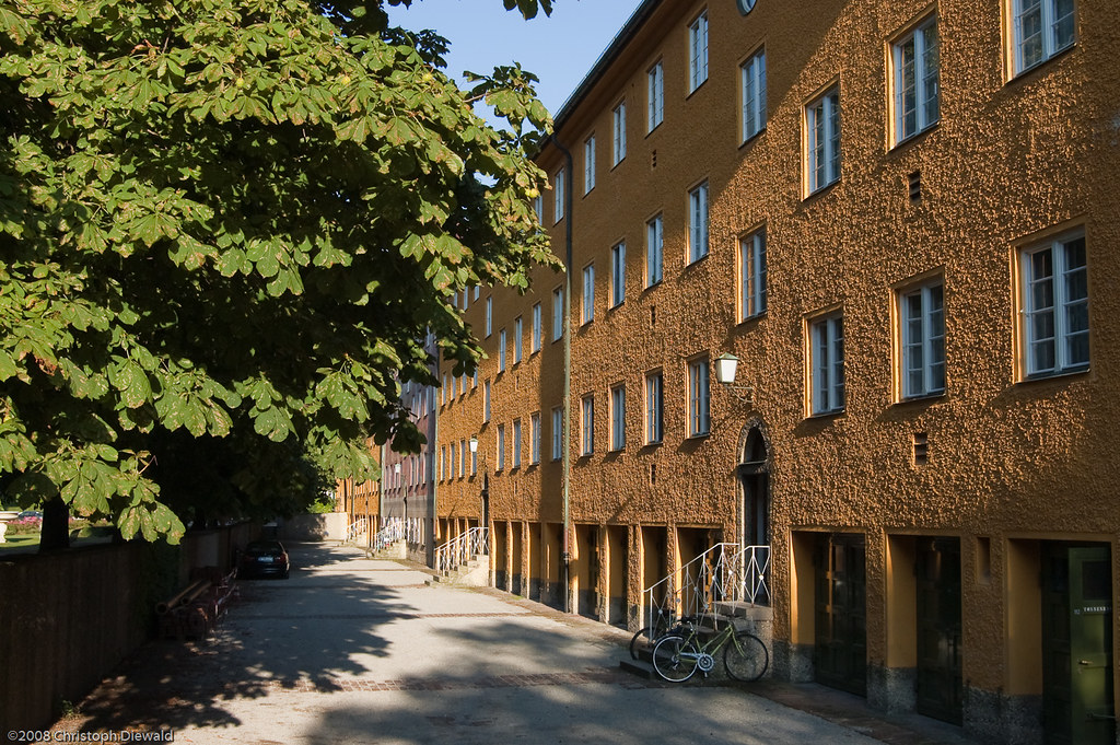 m nchen borstei munich germany residential housing ap flickr