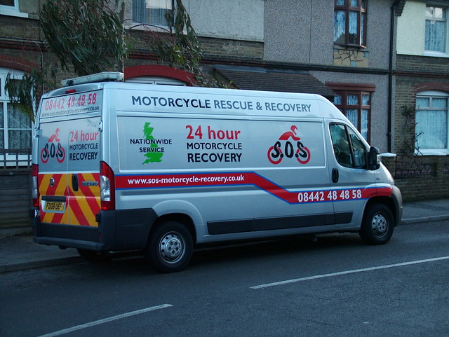 Sos Motorcycle Recovery London