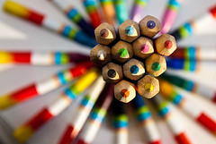 Colour Pencils-1 | by david.nikonvscanon