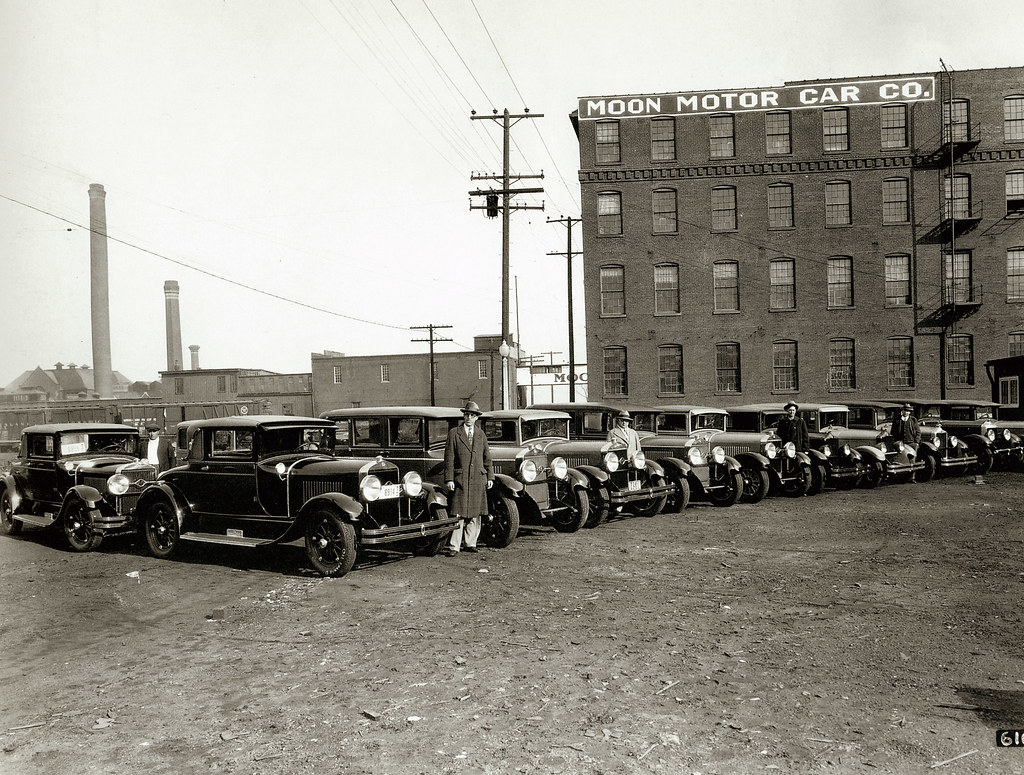 Cars On Line >> Moon Motor Car Company | Moon Motor Car Company Building ...