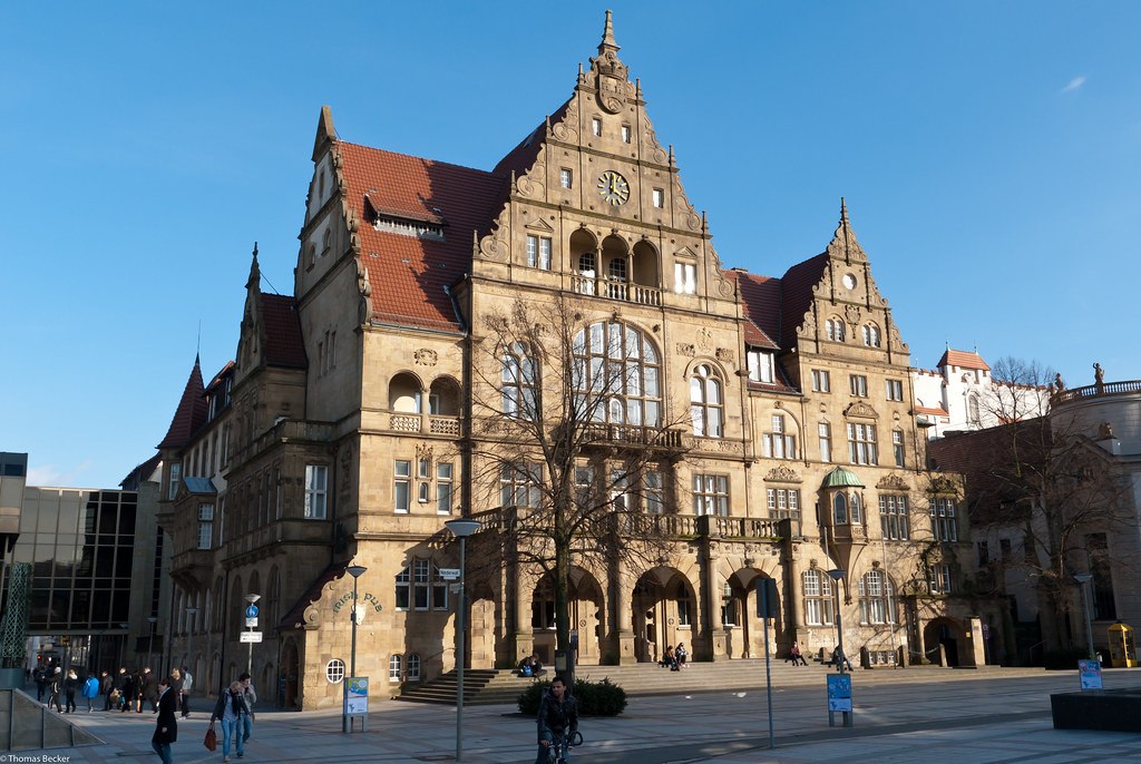bielefeld altes rathaus town hall 29383 this is. Black Bedroom Furniture Sets. Home Design Ideas