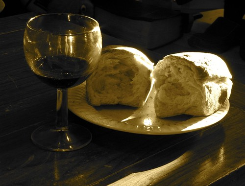 bread and wine #1 | by khrawlings