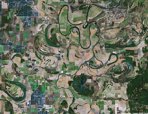 meandering streams of mississippi i first saw this while