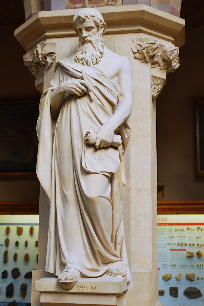 DSC_14860035 Euclid Statue University Museum of Natural Hi ...
