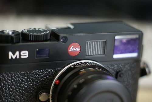 Leica M9: Logo | by bfishadow