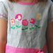 poppies linen dress