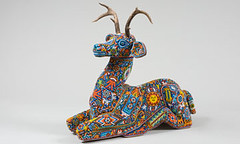 Huichol Deer | by Highland Park Public Library