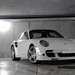 White is white - Porsche 997 Turbo