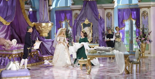 Barbie Princess And The Pauper Bedroom 2 Still Model