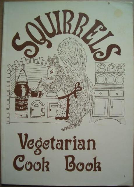 Squirrels Vegetarian Restaurant Brisbane