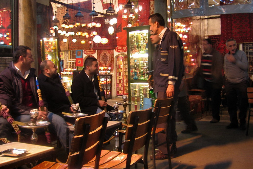 Turkey Restaurant Downtown