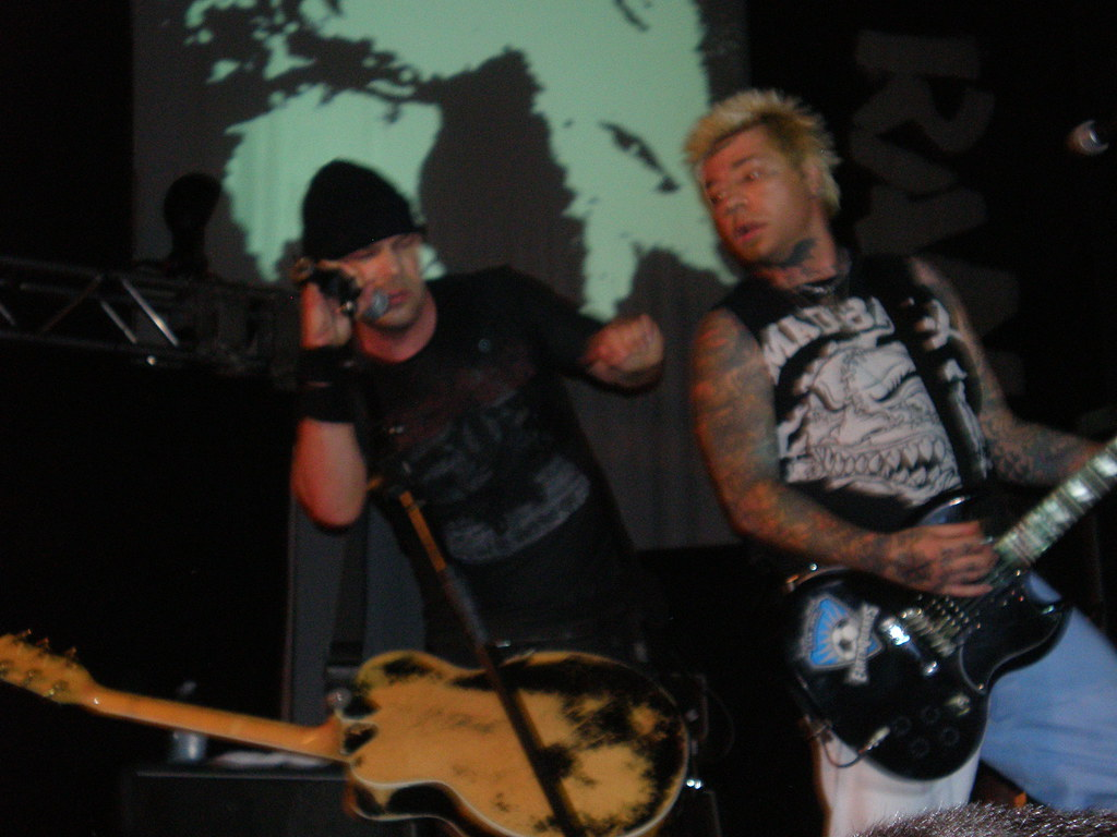 Rancid - House Of Blues San Diego Ca October 16 2006