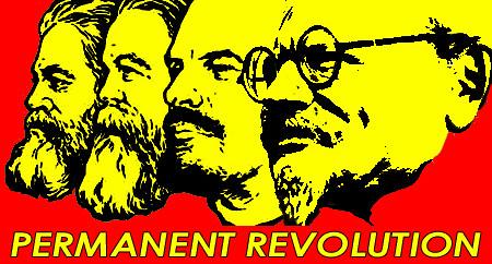 permanent revolution marx engels lenin trotsky marx
