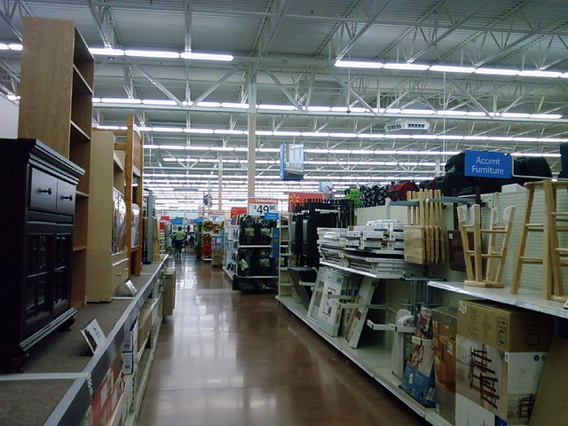 Wal Mart Sioux Center Iowa Furniture Nathan Bush Flickr