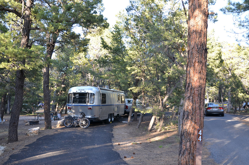Grand Canyon Mather Campground Sr 6015 Mather Campground