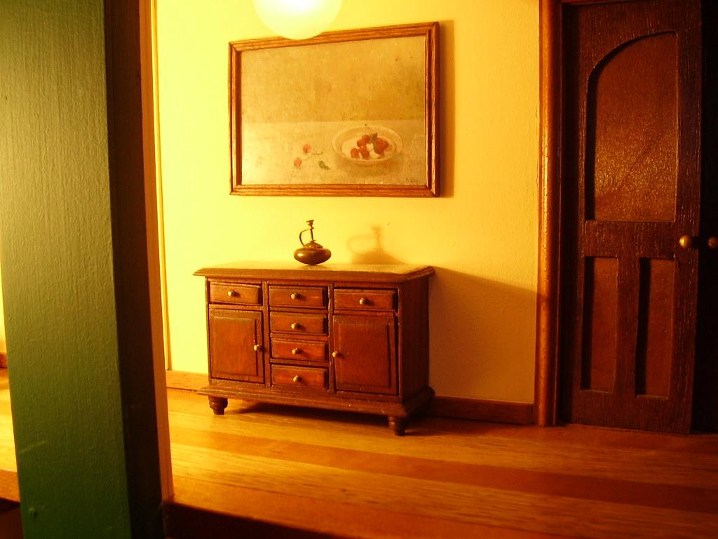 Villa elisa mueble pasillo 7 furniture hallways detalle - Muebles para pasillo ...