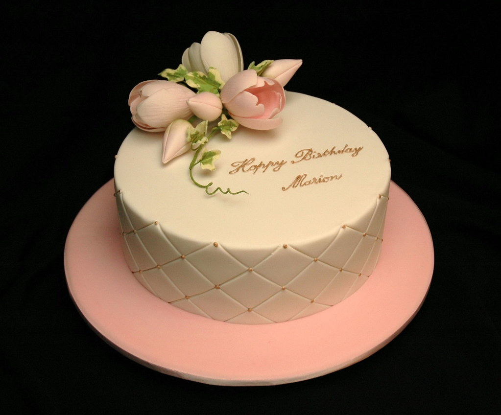 Quick Birthday Cake Order