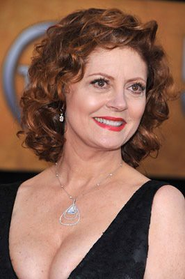 terms for haircuts susan sarandon did you think we d pass up susan sarandon 3422