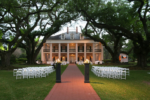 Weddings At Oak Alley Plantation