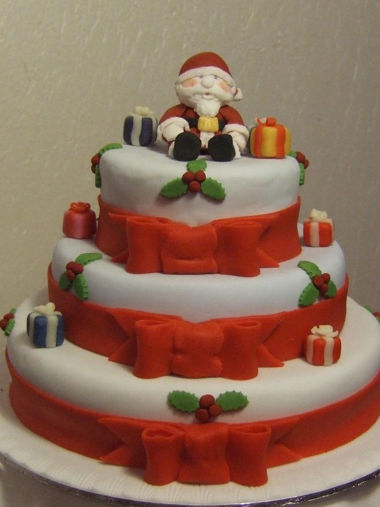 Christmas Log Cake Images