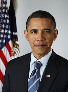 Official portrait of President-elect Barack Obama | by stevegarfield